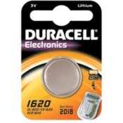 "Duracell Lithium Knopfzelle ""Electronics"", 1er Set, Typ 1620"